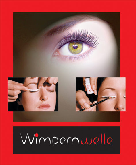 Wimpernwelle in Pöttmes